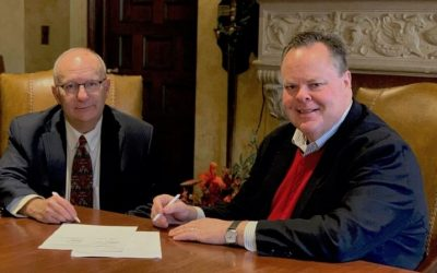 TEL Library Partners with Oklahoma Wesleyan University to Reach Private High Schools