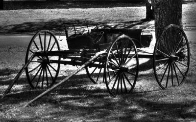 The Woman and the Wagon (A Parable)